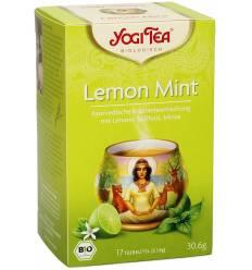 CEAI LAMAIE SI MENTA17pl ECO-BIO - Yogi Tea