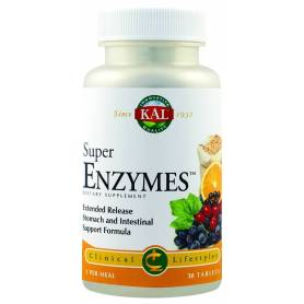SUPER ENZYMES 30tb - KAL - SECOM