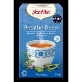CEAI RESPIRATIE USOARA17pl ECO-BIO - Yogi Tea