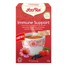 CEAI SPRIJIN IMUNITAR 17pl ECO-BIO - Yogi Tea
