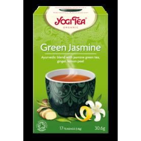 CEAI VERDE cu IASOMIE 17pl ECO-BIO - Yogi Tea
