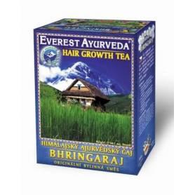 Ceai ayurvedic cresterea parului - BHRINGARAJ - 100g Everest Ayurveda