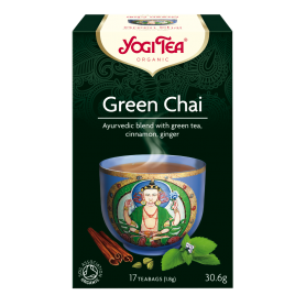 CEAI VERDE 17pl ECO-BIO - Yogi Tea