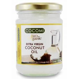Ulei de cocos extra virgin 250ml - ECO-BIO - COCOMI
