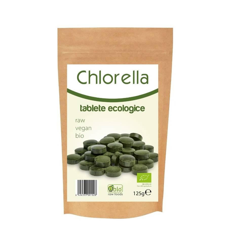 chlorella pret plafar