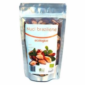 Nuci Braziliene crude 250g OBio