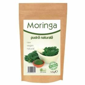 MORINGA pulbere raw bio 125g - OBio