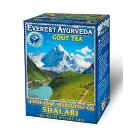 Ceai ayurvedic guta si articulatii inflamate - SHALARI - 100g Everest Ayurveda
