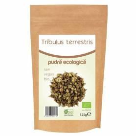 Tribulus Terrestris pulbere eco-bio 125g - OBio