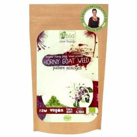 HORNY GOAT WEED pulbere eco-bio 125g - OBio