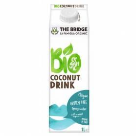 Lapte vegetal de cocos 1l ECO-BIO - The Bridge