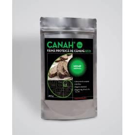 Pudra proteica din seminte de canepa eco-bio 500g Canah