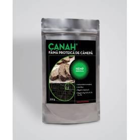 Faina din seminte de canepa 300g Canah