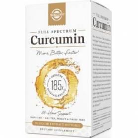 Curcumin Full Spectrum - 30cps - SOLGAR