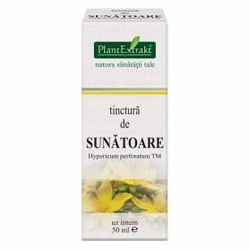 Tinctura de SUNATOARE - 50ml - PlantExtrakt