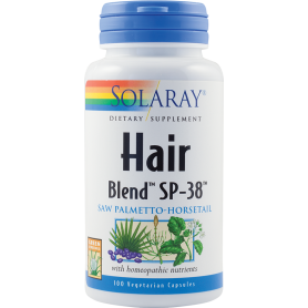 HAIR Blend 100cps Solaray - Secom