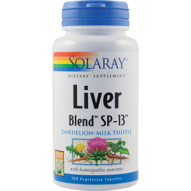 LIVER Blend - 100cps - Solaray - Secom