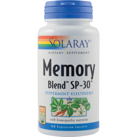 MEMORY Blend - 100cps - Solaray - Secom
