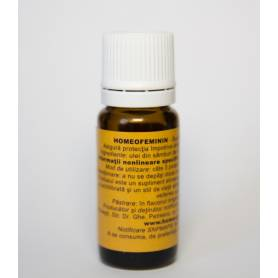 HomeoFeminin 10ml Homeogenezis
