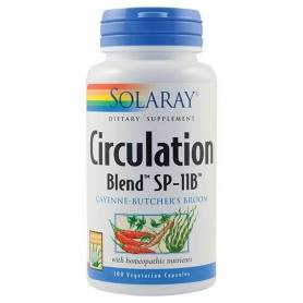 CIRCULATION Blend - 100cps - Solaray - Secom