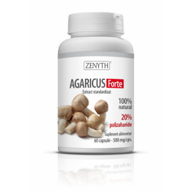 Agaricus Forte 500mg 60cps Zenyth