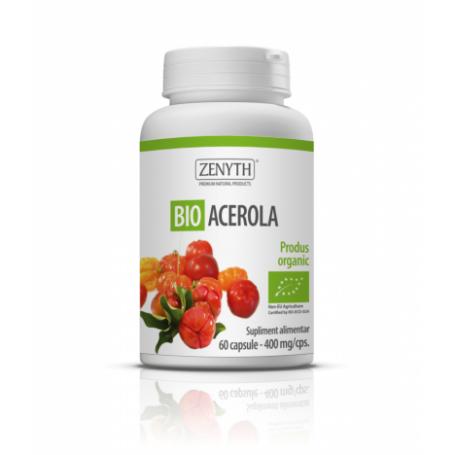 Bio Acerola 400mg 60cps Zenyth