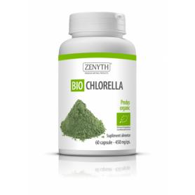Bio Chlorella 450mg 60cps Zenyth
