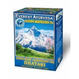 Ceai ayurvedic menstruatie excesiva - DHATAKI - 100g Everest Ayurveda