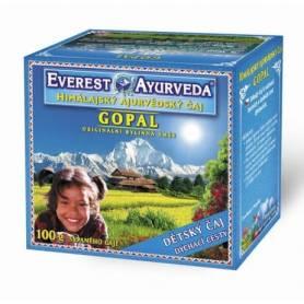 Ceai ayurvedic raceli copii - GOPAL - 100g Everest Ayurveda