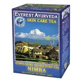 Ceai ayurvedic ingrijirea pielii - NIMBA - 100g Everest Ayurveda