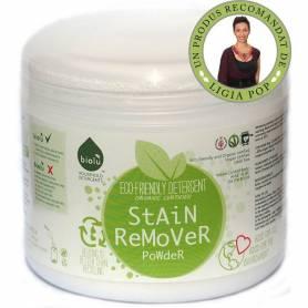 Detergent pudra indepartare pete 550g eco – BIOLU