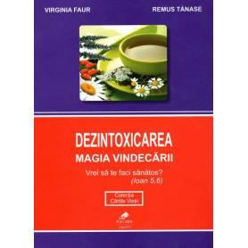 Dezintoxicarea - Magia vindecarii - carte - Virgina Faur, Remus Tanase