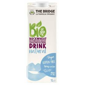 Lapte vegetal de hrisca 1l ECO-BIO - The Bridge