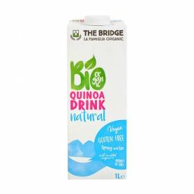 Lapte vegetal de quinoa 1l ECO-BIO - The Bridge
