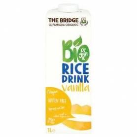 Lapte vegetal de orez cu vanilie 1l ECO-BIO - The Bridge