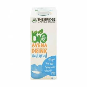 Lapte vegetal de ovaz 1l ECO-BIO - The Bridge