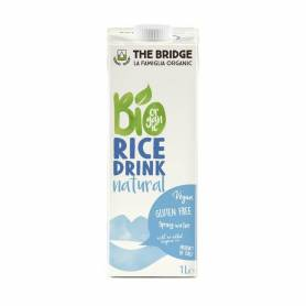 Lapte vegetal de orez 1l ECO-BIO - The Bridge