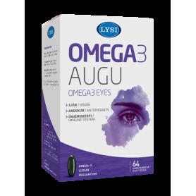 OMEGA-3 Ochi Sanatosi 64cps - Lysi