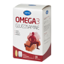 OMEGA-3 cu GLUCOZAMINA si CONDROITINA 30 doze - Lysi