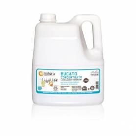 Detergent lichid bio rufe super concentrat fara parfum 4 Litri - Solara - Officina Naturae