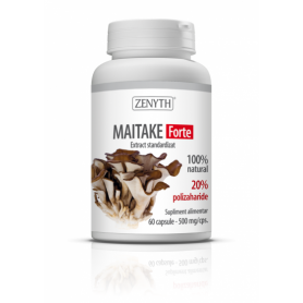 Maitake Forte 500mg 60cps - Zenyth