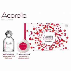 Set cadou FLEUR POIVREE Parfum 50ml + sapun 100g - Acorelle