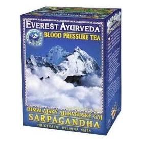 Ceai ayurvedic reglarea tensiunii arteriale - SARPANGANDHA - 100g Everest Ayurveda
