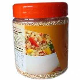 Quinoa alba 400g borcan-pet - PRONAT