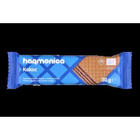 Napolitane din einkorn cu cocos bio 30g - Harmonica