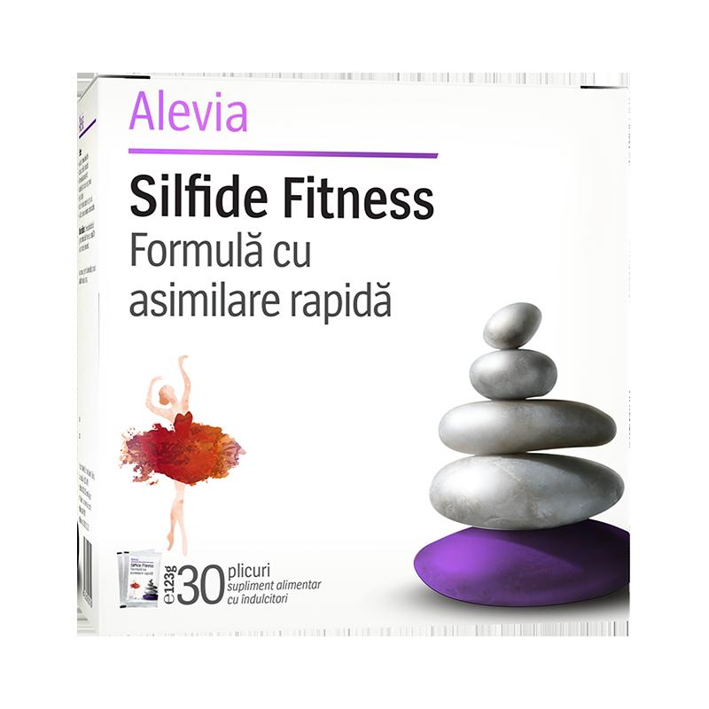 alevia silfide fitness formula cu asimilare rapida pareri)