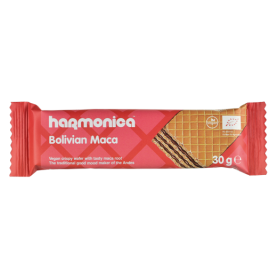 Napolitane din einkorn cu maca bio 30g - Harmonica
