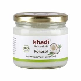 Ulei de cocos extra virgin 250g - ECO-BIO - KHADI