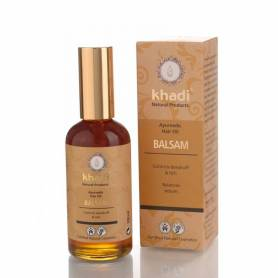 Ulei Tratament antimatreata cu mustar brun 100ml - Khadi