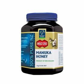 Miere MANUKA - MGO 250 - UMF 15+ - 1kg - Manuka Health NZ